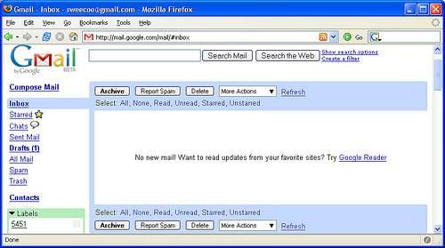 El email marketing debe formar parte de nuestra estrategia de negocio. FUENTE. Flickr.com