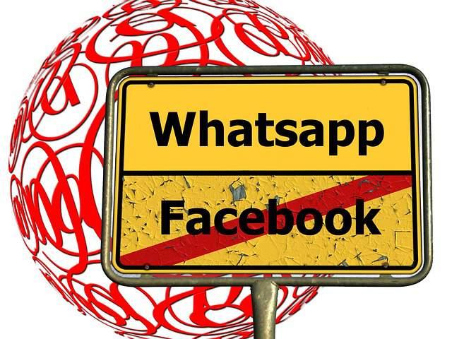 ¿WhatsApp y las aplicaciones de mensajería instantánea están ganando la batalla a las redes sociales en las estrategias empresariales? FUENTE. pixabay.com