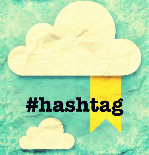 Los hashtags mejorarán las acciones de marketing online de nuestra empresa en Twitter.  Fuente; flickr.com