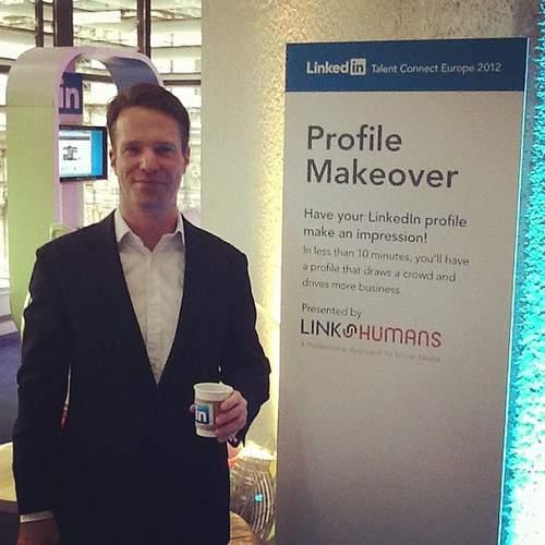 Debo saber gestionar mi perfil de LinkedIn para obtener mejores resultados como empresa. FUENTE. flickr.com